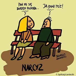HUM_narcyz